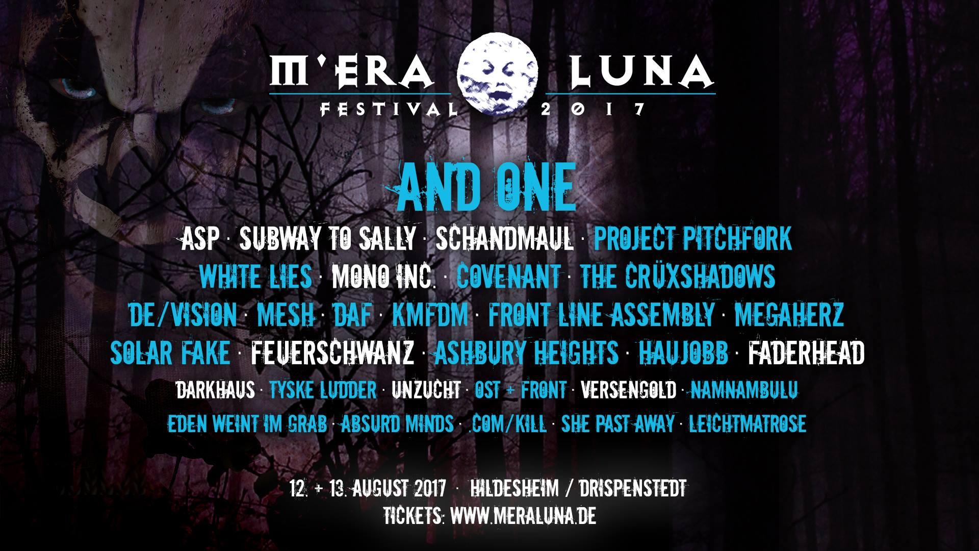 Luna Tour Dates