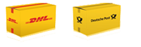 DHL and Deutsche Post