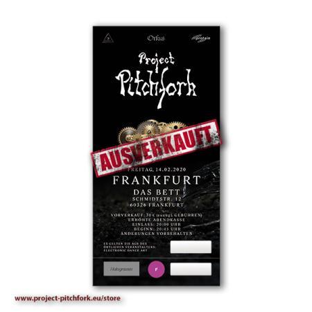 Ticket Shop Frankfurt