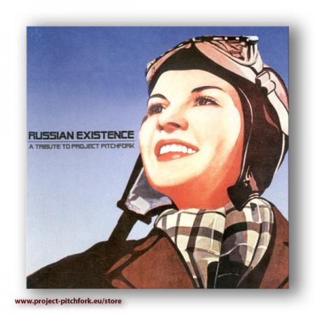 "CD ""Russian Existence"" - A Tribute To PPF"