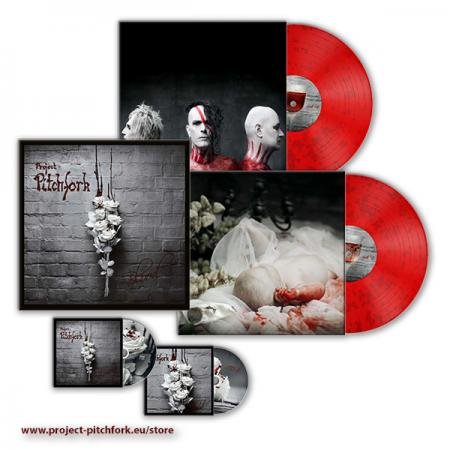 "Vinyl ""Blood"" + 2CD"