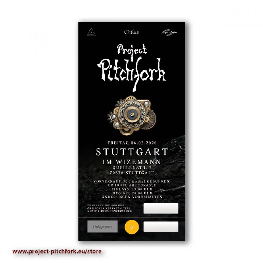 Ticket PPF Stuttgart, 16.05.2020