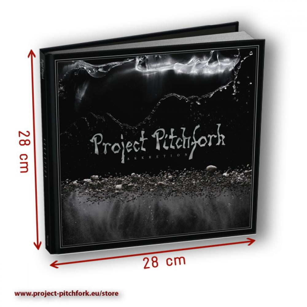CD Akkretion - Limited Earbook Edition